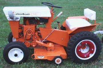 1965 Antique Tractor Restored With Parts Supplied by Corll's Tractor Parts